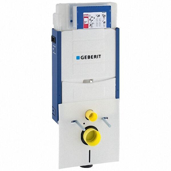 GEBERIT 110.300.00.5 KOMBIFIX PLUS Montageelement für Wand-WC, mit UP-Spülkasten UP320, für Betätigu