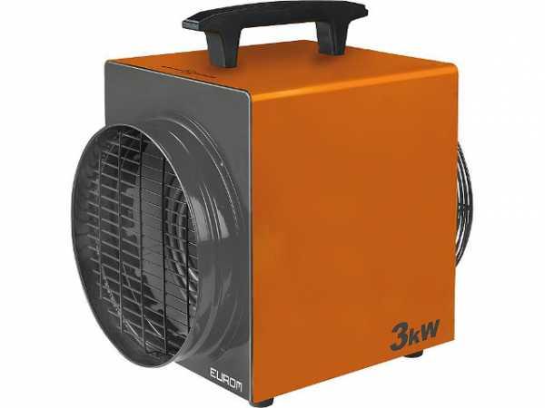 Heizlüfter Heat-Duct-Pro 3 KW