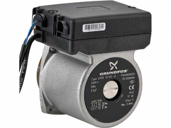 MHG Pumpenkopf für UPER 15-60 iA EC11-EC31, EC45-a/E-EC62