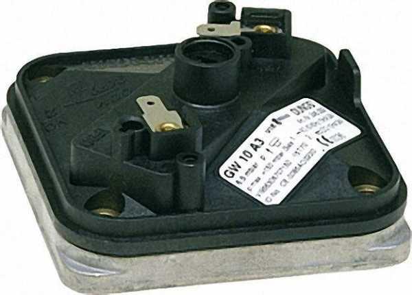 VIESSMANN Gasdruckwächter EG-E Referenz-Nr.: 7822868