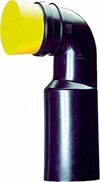 Wc-anschlussbogen DN90/110 90°