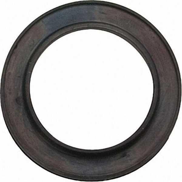 Zentrier-Kegel-Siphondichtung 27 x 40mm, Preis pro Stück schwarz