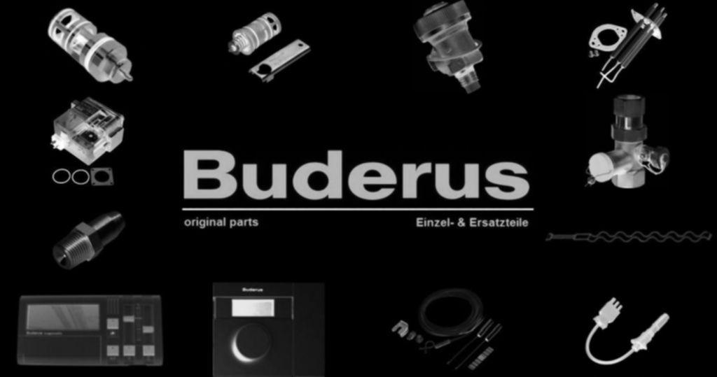 Buderus 87185712440 Klemmleiste Kondensatwanne V2 Everp