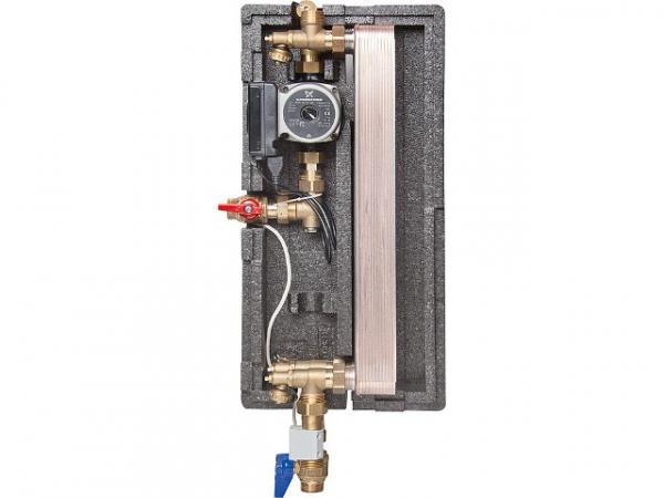 Frischwasserstation Kiss HE für Wärmepumpen 20l/min