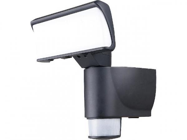 LED Strahler IP44 mit Bewegungsverfolgung 18W, 4000K, 1100lm, weiß