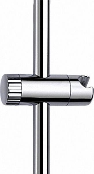 EVENES Brauseschieber, D=20mm, chrom