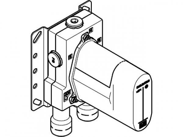 Grundkörper Dornbracht für UP-Thermostat mit Vorabsperrung