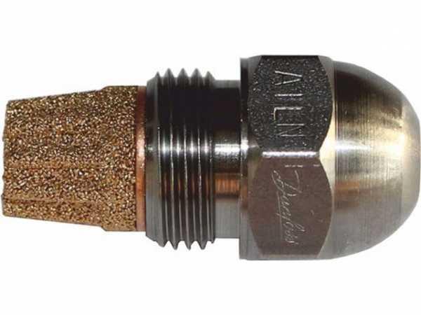 WOLF 2413171 Düse 1,00/45°SF für Stahlkessel 40/50kWund Gusskessel 45kW