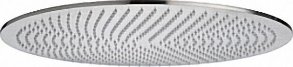 EVENES Ultraflache Kopfbrause Edelstahl poliert D=300mm ohne Brausearm