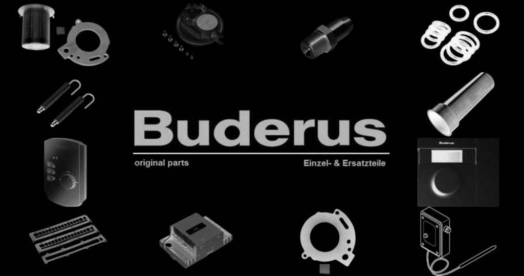 Buderus 87185444900 Wärmeschutz Pufferspeicher 1000/5-120