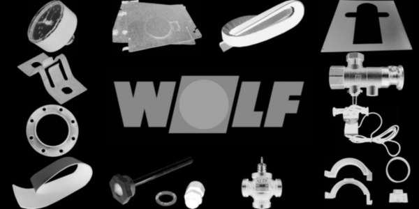 WOLF 1610416 Türstein