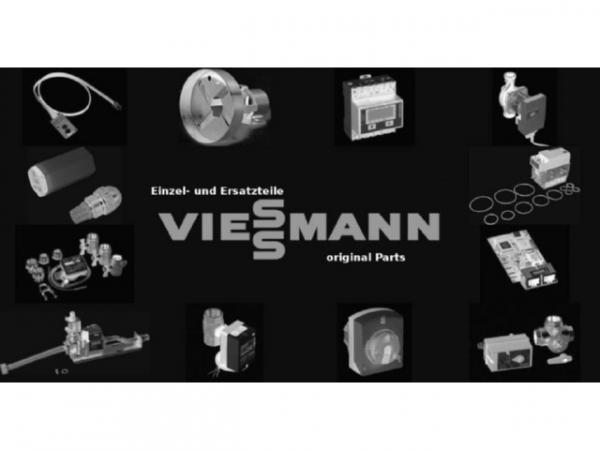 Viessmann Seitenblech rts unten 7858659