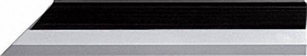 Haarlineal rostfrei, DIN 874/00 150mm