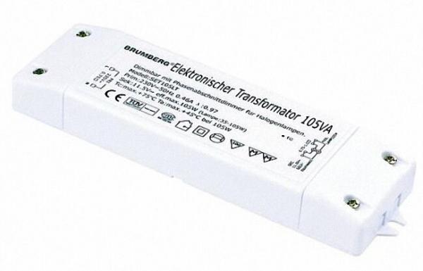 BRUMBERG Transformator elektronisch 35-105VA