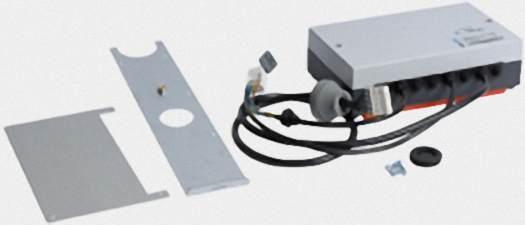 VIESSMANN 7818151 Elektronikbox-Radiallüfter RLS154
