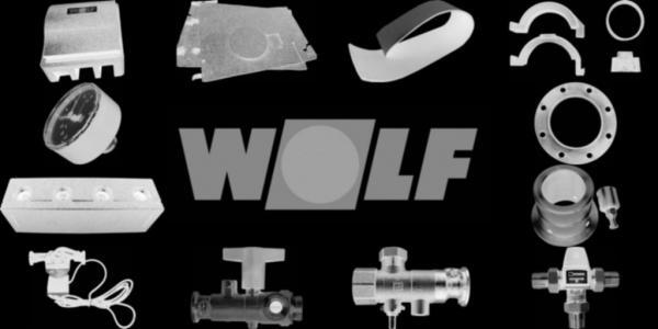 WOLF 3910378 Dichtmanschette für Sicherheitsventil u. Systemtrenner