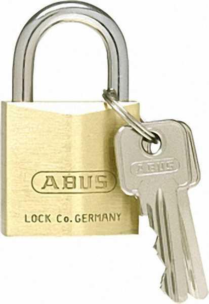 ABUS -Messing-Hangschloss Ausführung 85/40