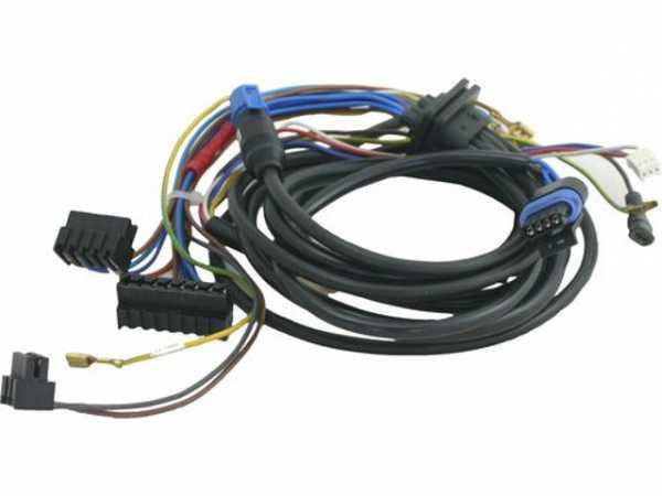 WOLF 279923399 Kabelsatz III für GG-2angeschlossen an -Speicherfühler,-3 Wegeventil, - Differenzdruckwächter- Abgasventilator(ersetzt Art.-N