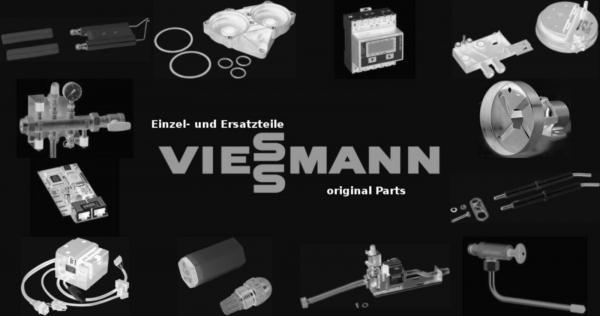 VIESSMANN 7234354 Hinterblech unten RN/Z
