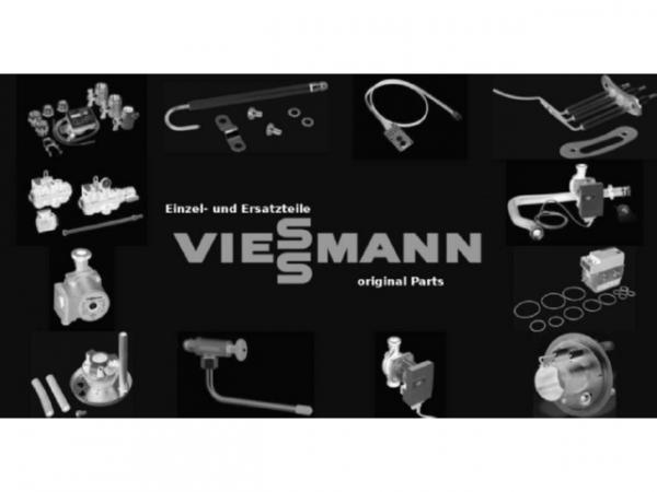 Viessmann Panzerschlauch DN25 L=800 7205594