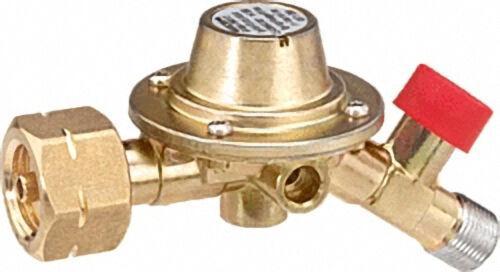 Mitteldruckregler Typ M50-V/ST, verstellbar, 12 kg/h 0,5-4,0 bar, Komb.A x G 3/8'' LH-KN 35° SBS