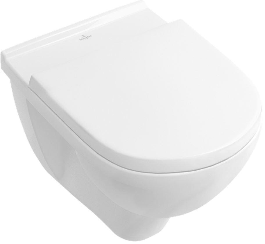 5688H1R1 compact Wand Tiefspül WC o.Novo Combi Pack, w
