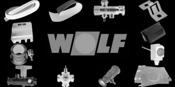 WOLF 8700013 Gasstrecke komplett