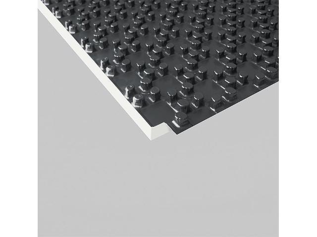 Akustikschaumstoff Noppenschaumstoff Schwarz 100cm x 50cm x h Wei/ß o 100 x 50 x 4, Anth//Schwarz D/ämmung