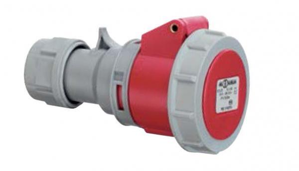 ABL SURSUM K52S35 CEE-Kupplung Wasserdicht mit Verschraubung 32A IP67