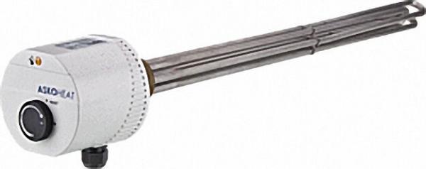 Einschraubheizkörper 2,0KW 230V AC/3x400 V AC 1 1/2'' Einbaulänge: 300mm