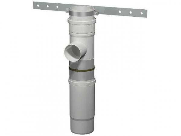 CondensBlue Kesselanschluss für Mehrfachbelegung DN 80 x DN 110