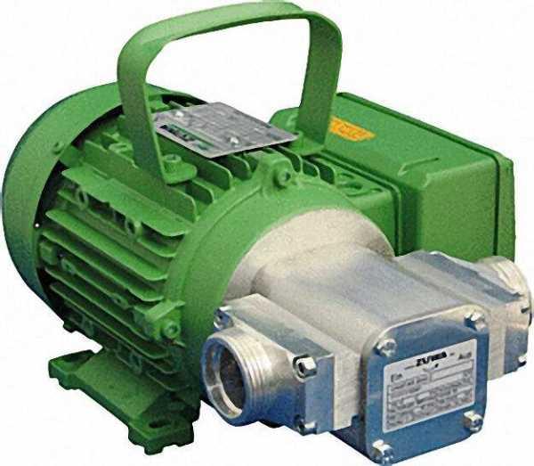 UNISTAR 2000-C, 2800, 230 Volt Impellerpumpe mit Kabel und Stecker Pumpe max. 90 L/Min., max. 4 bar