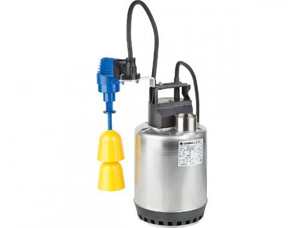 LOWARA Schmutzwasserpumpe Tauchpumpe DOC 3/A GT mit vertikalem Schwimmerschalter