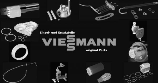 VIESSMANN 7822541 Hinterglied einschl. Montageteile