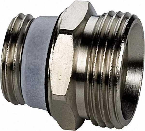 SIMPLEX Anschlussnippel 1/2'' AG x 3/4'' v/n