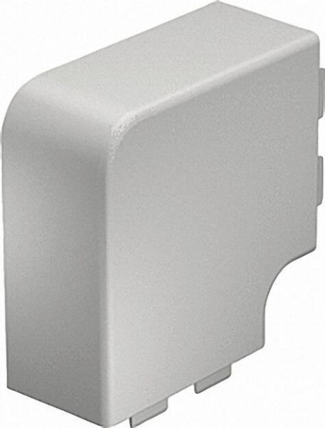 Flachwinkelhaube lichtgrau Typ WDK/HF 60110 / 1 Stück