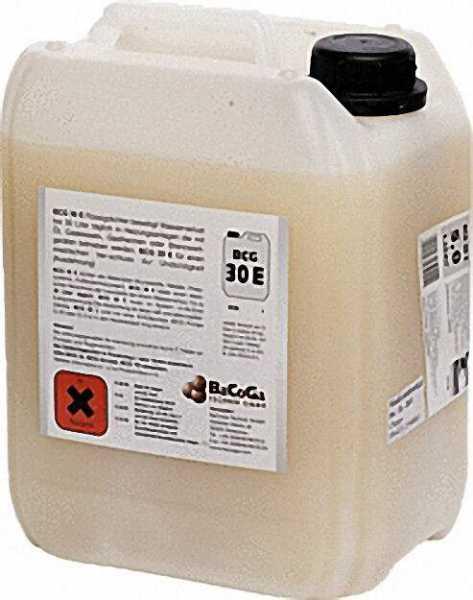 BCG 30 E Flüssigdichter 5 Liter Kanister