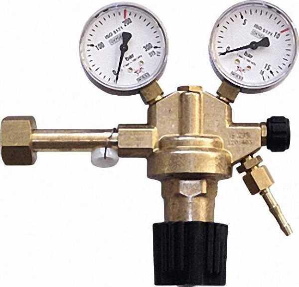 Flaschendruckregler für Sauerstoff
