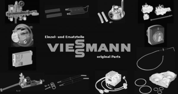 VIESSMANN 7837530 Abgasdeckel mit Dichtung und Drehklappe