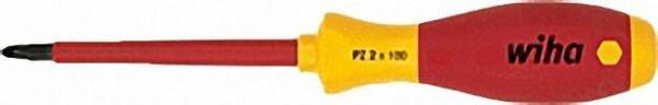 SoftFinish electric Pozidriv-Schraubendreher Schutzisolation Typ 324 PZ1x80