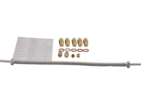 WOLF 8750047 Umrüstsatz auf Flüssiggas fürNG-4E/CNG-35