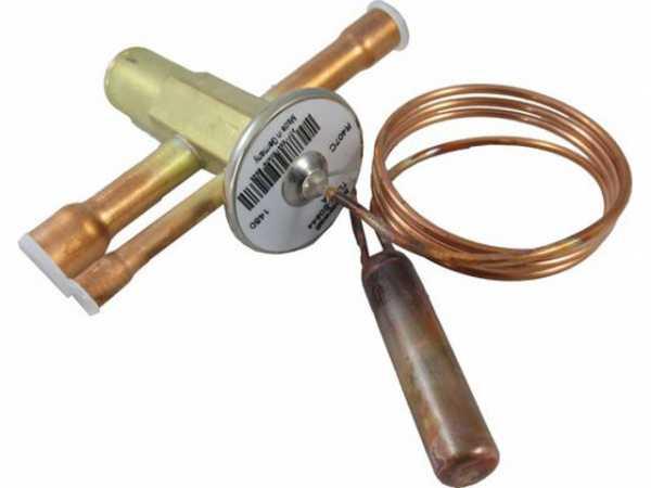 WOLF 2071334 Thermostatisches ExpansionsventilTLEX-E0844 10x12 mm