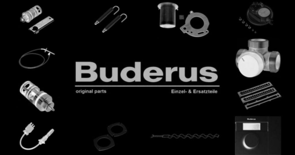 Buderus 8735100067 Wärmesch Pufferspeicher 500/5-80V everp
