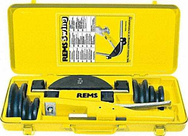 REMS Swing-Set Einhand-Rohrbiegegerät 14-16-18-20-25/26mm
