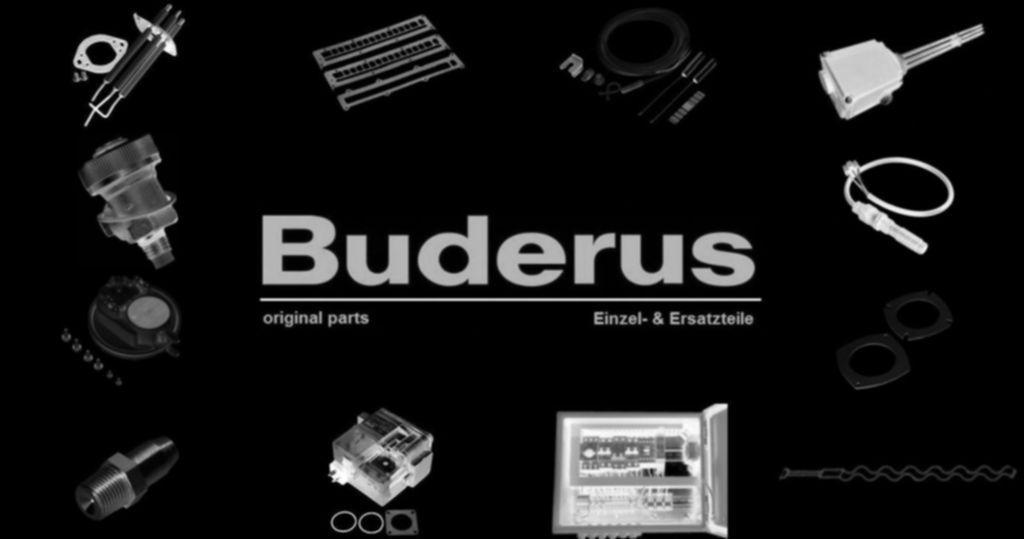"""Buderus 87185713470 Anode G1"""" D26x505mm everp"""