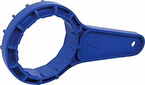 Kunststoff-Schlüssel für Heizölfilter-Verschraubung