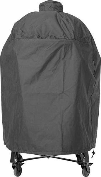 JUSTUS 131004 Abdeckhaube, passend für Keramikgrill Black J´Eggs XL