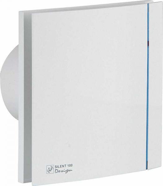 S&P Kleinraumventilator Silent 100 Design (80 m³/h)