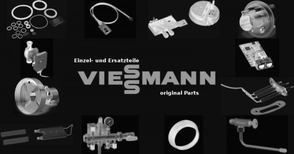 VIESSMANN 7829438 Mantelblech vorn