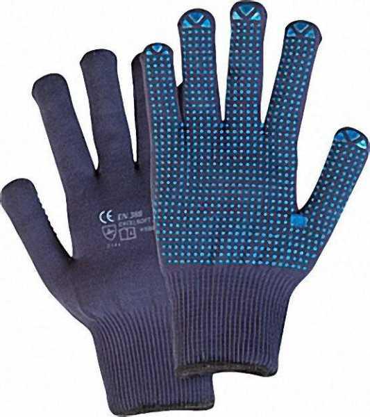 Schutzhandschuh blau Gr. 10 1 Paar